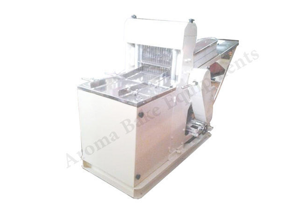 High Speed Bread Slicer Machine